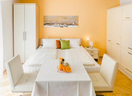 Appartement AUSTRIA - Wohnraum