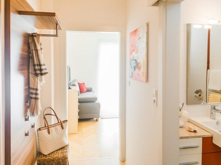 Appartement Austria - Vorraum