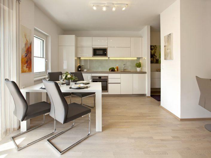 Appartement Business in Graz: Wohnraum