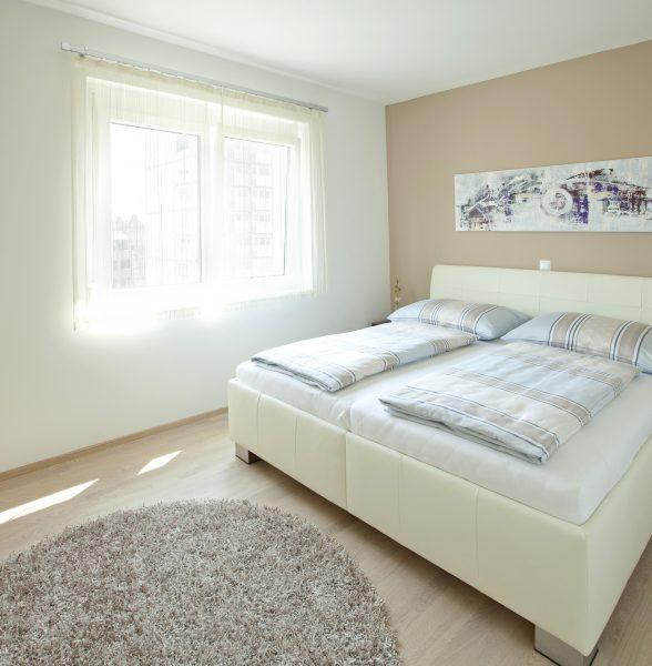Graz Appartement: Appartement Business - Schlafzimmer