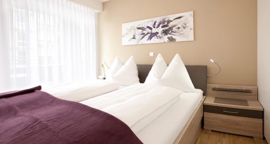 Appartement in Graz - Appartement in Graz - Schlafzimmer