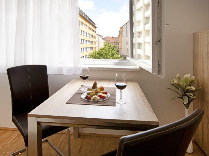 Appartement Classic - Tisch