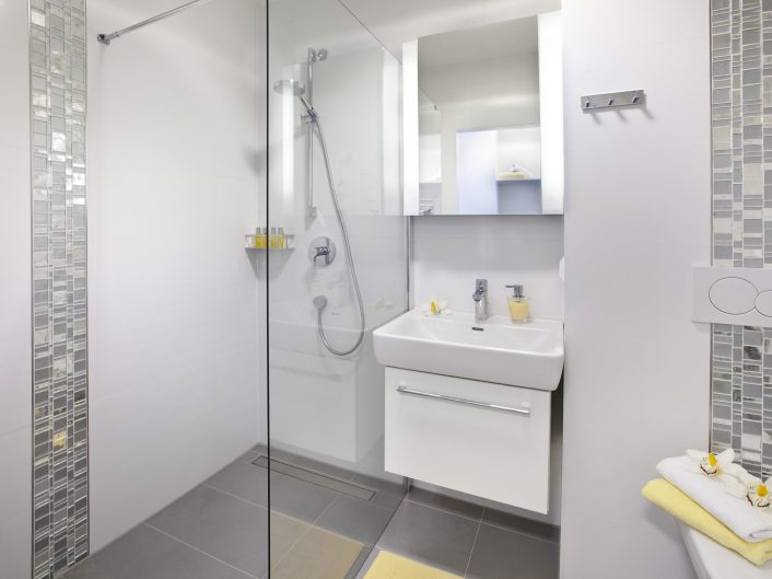 Appartement Classic - Badezimmer