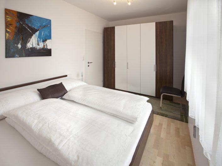 Appartement Deluxe - Schlafzimmer