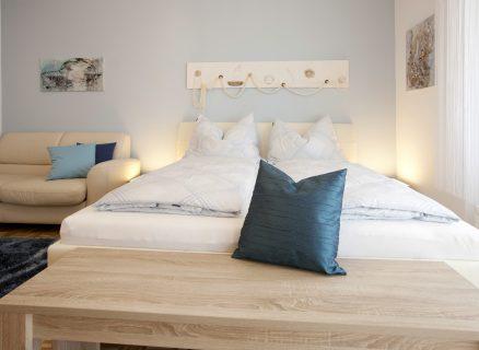 Appartement Mare: Doppelbett
