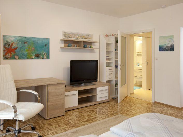 Appartement Mare: Wohnwand